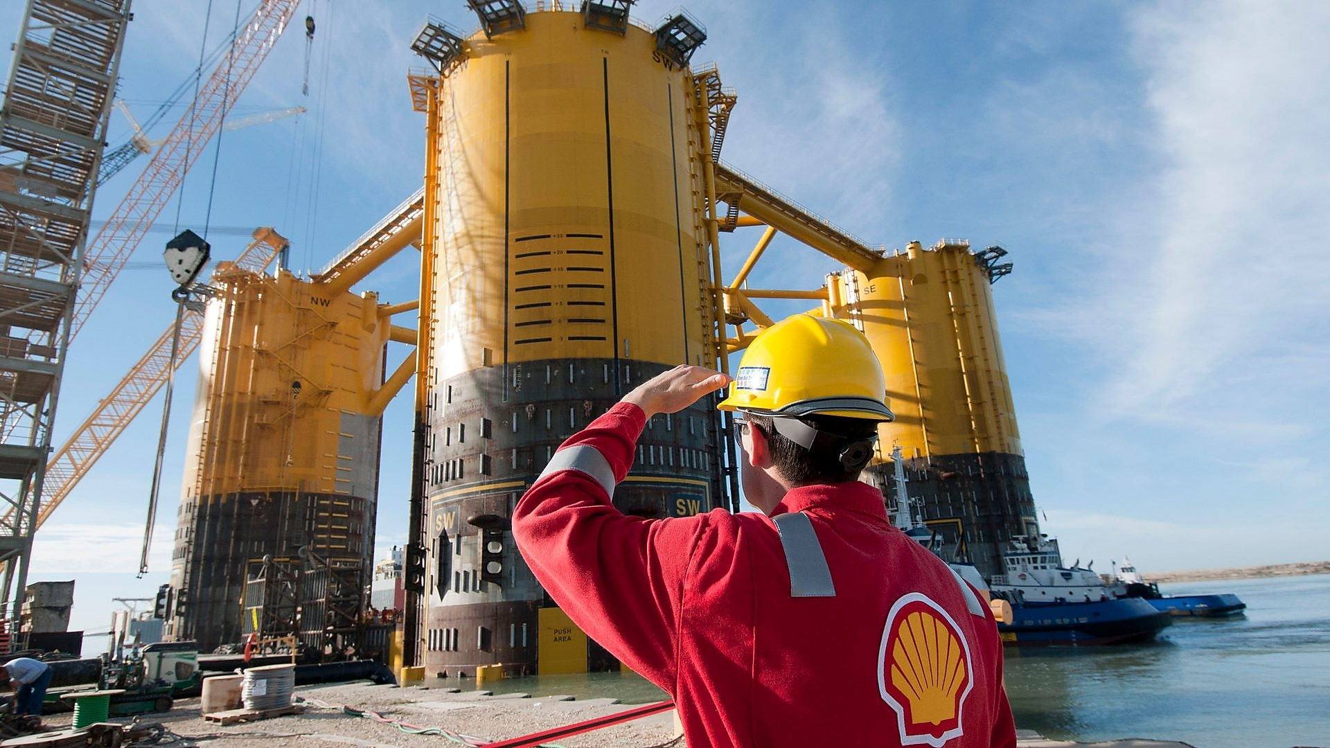 What we do | Shell China