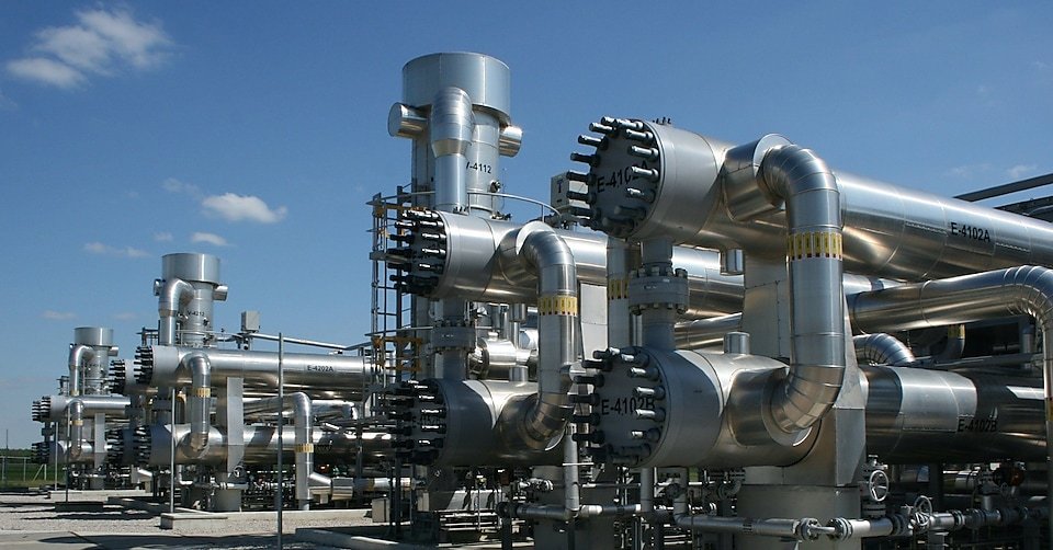 Integrated solutions used at a refinery