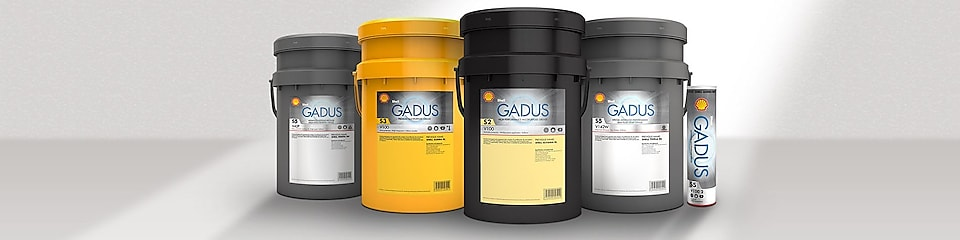 Shell Gadus - Greases oils