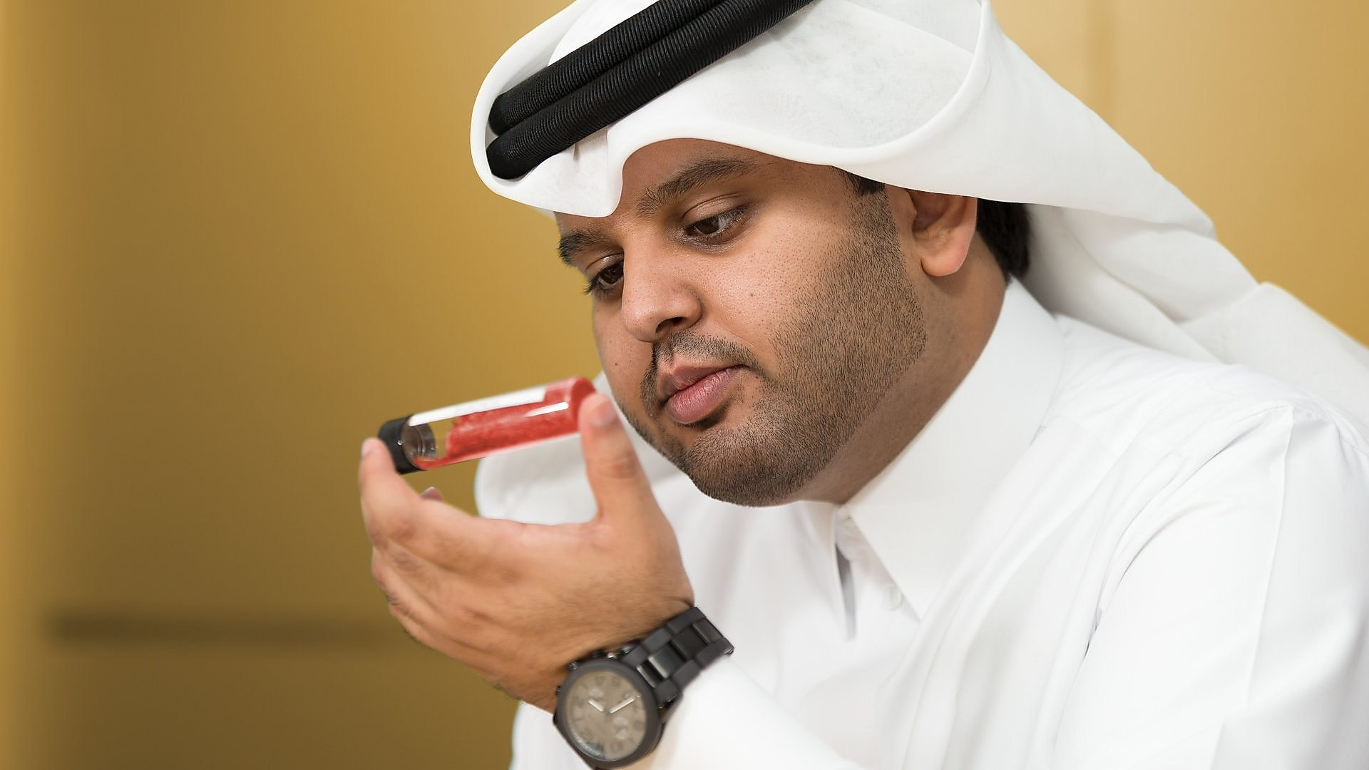 Mohammed Al Athaba, Mechanical Integrity Engineer