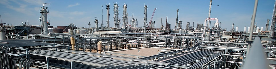An overview of the Shell Scotford Refinery