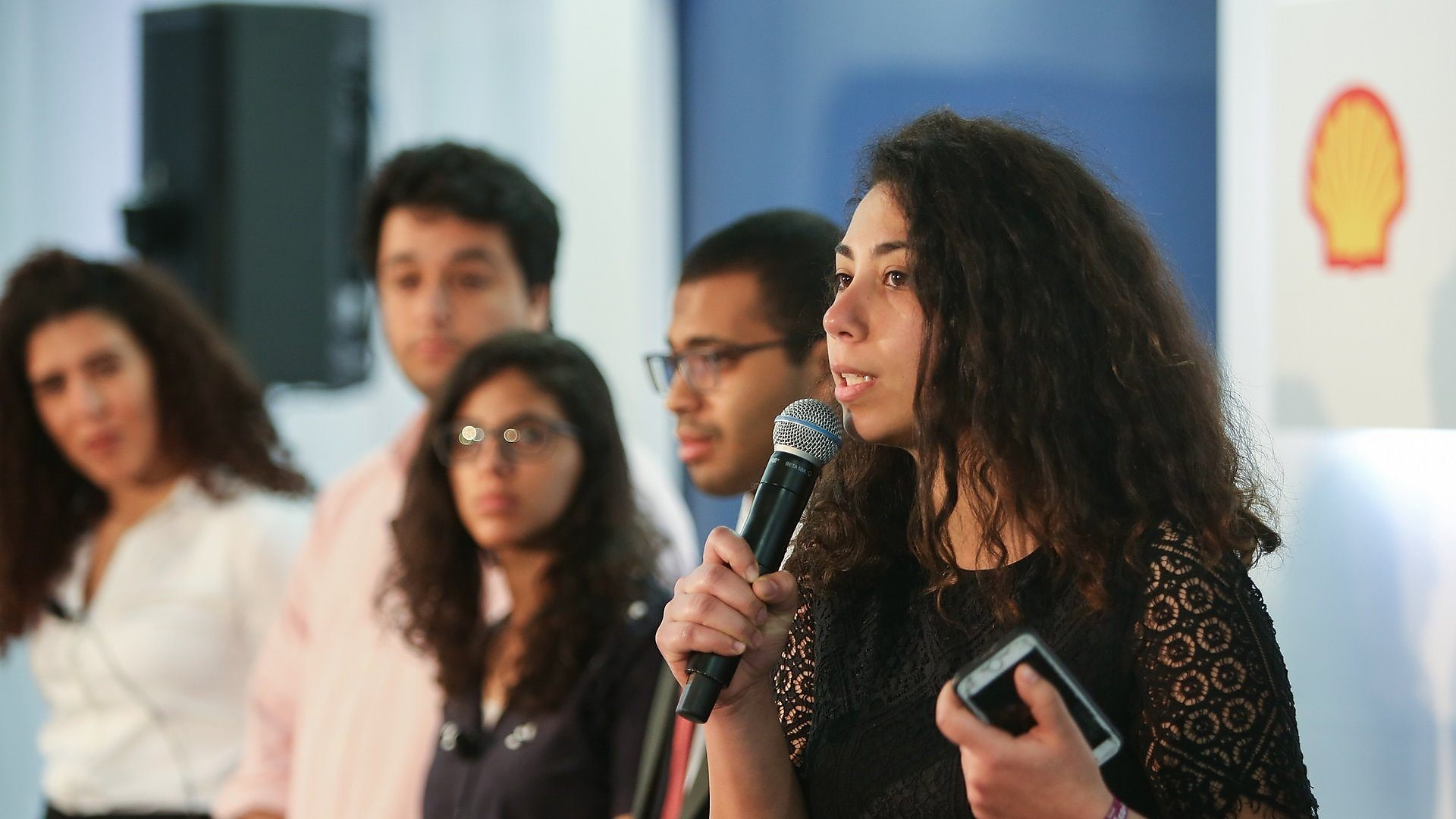 College students tell about the vision of future energy prospects